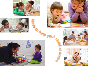 help your child at home