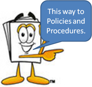 policies and procedures link pic
