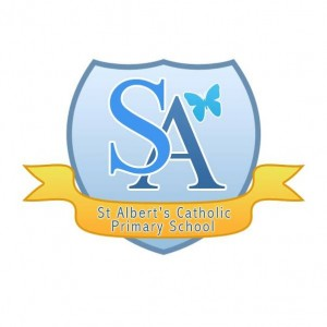 st alberts badge